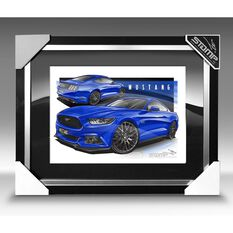 A3 SIZE - GT IMPACT BLUE (FT355), , scaau_hi-res