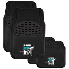 AFL CAR MATS SET OF 4 POWER, , scaau_hi-res