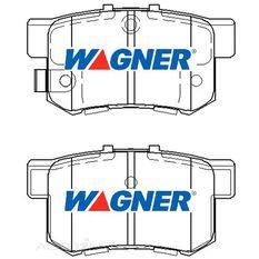 Wagner Brake pad [ Honda/Isuzu & Suzuki 1985-2014 R ], , scaau_hi-res