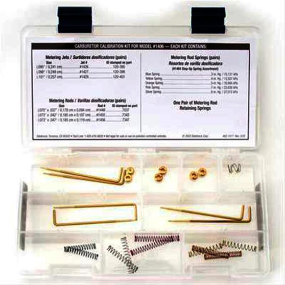 CALIBRATION KIT SUIT 1411 CARB  JETS & RODS, , scaau_hi-res