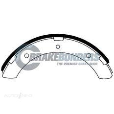 Brake Shoes - Mitsubishi 300mm, , scaau_hi-res