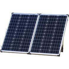 SOLAR PANEL 120W MONO FOLDING - 1090X623X36MM OPEN