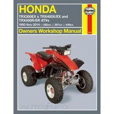 HONDA TRX300EX, TRX400EX & TRX450R/ER ATVS 1993 - 2014, , scaau_hi-res