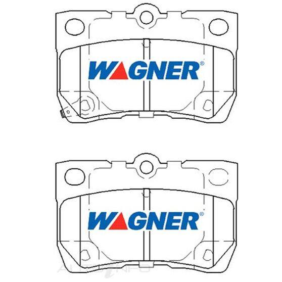Wagner Brake pad [ Lexus 2005-2014 R ], , scaau_hi-res
