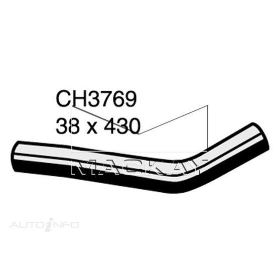 Radiator Upper Hose  - TOYOTA HIACE TRH201R - 2.7L I4  PETROL - Manual & Auto, , scaau_hi-res