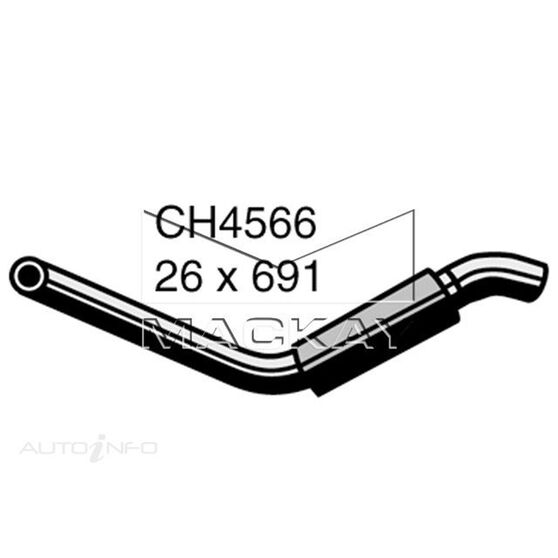 Bottom Hose HONDA ACCORD (Overseas Model)   (Export Only)*, , scaau_hi-res