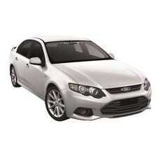 FORD FALCON ITAG LETTERING, WHITE VINYL