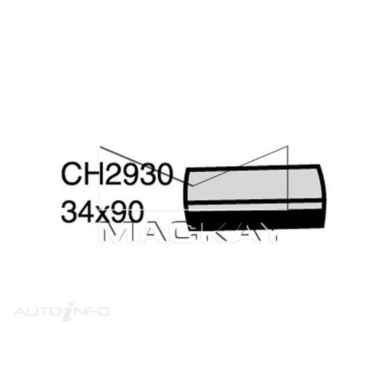 Radiator Lower Hose  - LAND ROVER RANGE ROVER . - 4.6L V8  PETROL - Manual & Auto, , scaau_hi-res