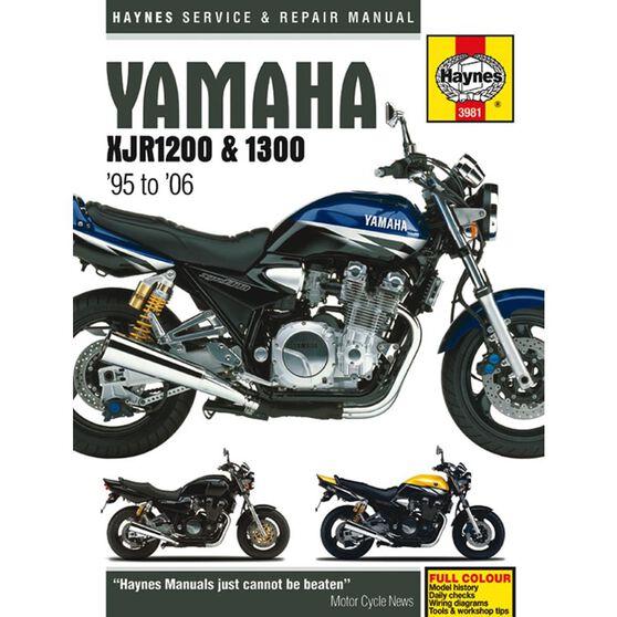 YAMAHA XJR1200 AND XJR1300 1995 - 2006, , scaau_hi-res