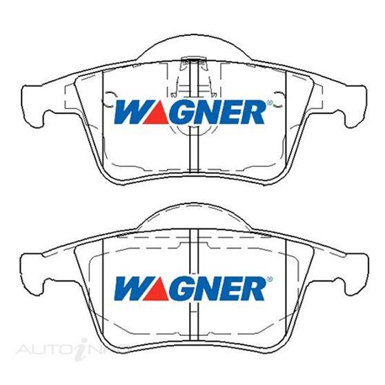 Wagner Brake pad [ Volvo 1999-2014 R ], , scaau_hi-res