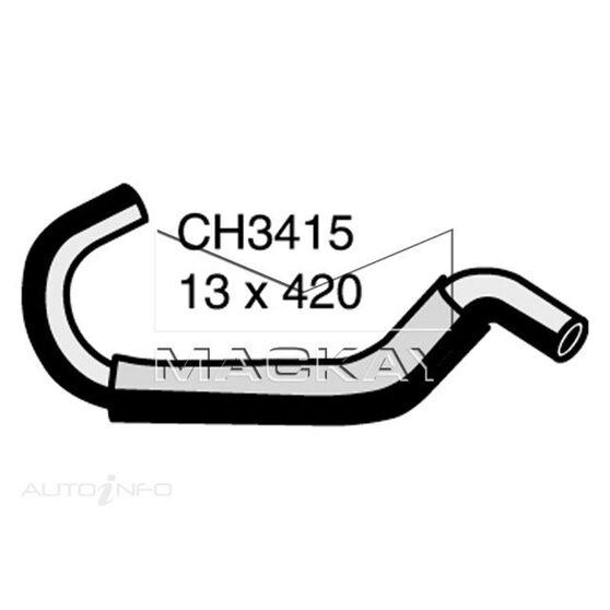 Heater Hose  - HOLDEN BARINA MF, MH - 1.3L I4  PETROL - Manual & Auto, , scaau_hi-res