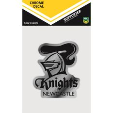 KNIGHTS ITAG CHROME DECAL