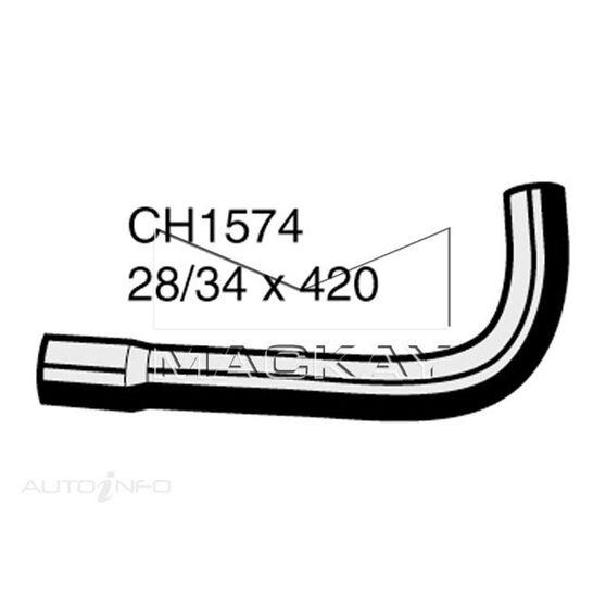 Radiator Upper Hose  - NISSAN URVAN E23 - 1.6L I4  PETROL - Manual & Auto, , scaau_hi-res
