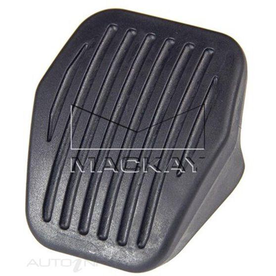 Brake Pedal Pad  - MAZDA MAZDA3 BK - 2.0L I4  PETROL - Manual, , scaau_hi-res