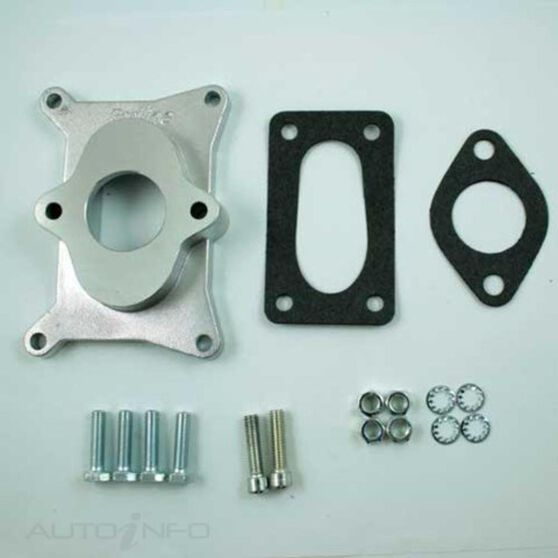 ADAPTOR 350 HOLLEY TO FORD XC/D, , scaau_hi-res