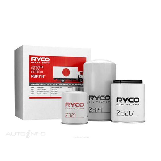 RYCO HD SERVICE KIT - RSK114, , scaau_hi-res