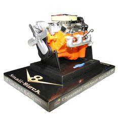 MODEL ENGINE SBC 350 LT1 CARB