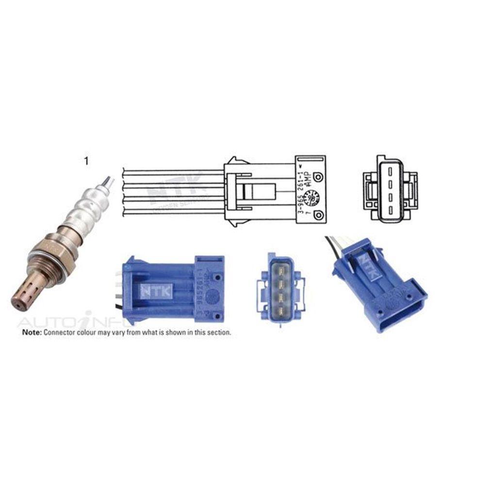 ntk oxygen sensor oza659 ee21 supercheap auto