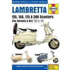LAMBRETTA SCOOTERS 1958 - 2000, , scaau_hi-res