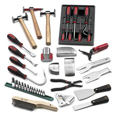 TOOL SET AUTO BODY ADD-ON