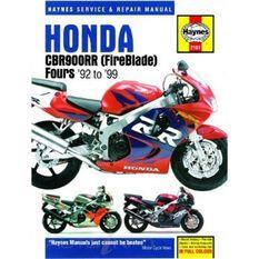 HONDA CBR900RR FIREBLADE 1992 - 1999, , scaau_hi-res