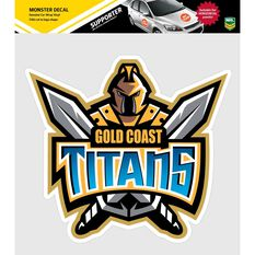 TITANS ITAG MONSTER DECAL