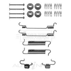 GM MOVANO, RENAULT MASTER 98- FITTING KIT - SHOES, , scaau_hi-res