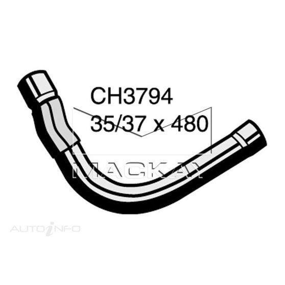Radiator Upper Hose  - BMW 318iS E36 - 1.9L I4  PETROL - Manual & Auto, , scaau_hi-res