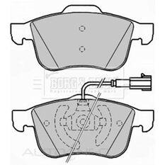ALFA 159 05- FRONT BRAKE PADS, , scaau_hi-res