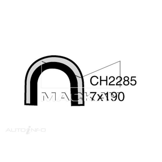 Engine By Pass Hose  - NISSAN MAXIMA A32 - 3.0L V6  PETROL - Manual & Auto, , scaau_hi-res