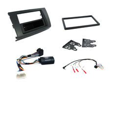 INSTALL KIT TO SUIT SUZUKI SWIFT RS415, RS416 (BLACK), , scaau_hi-res