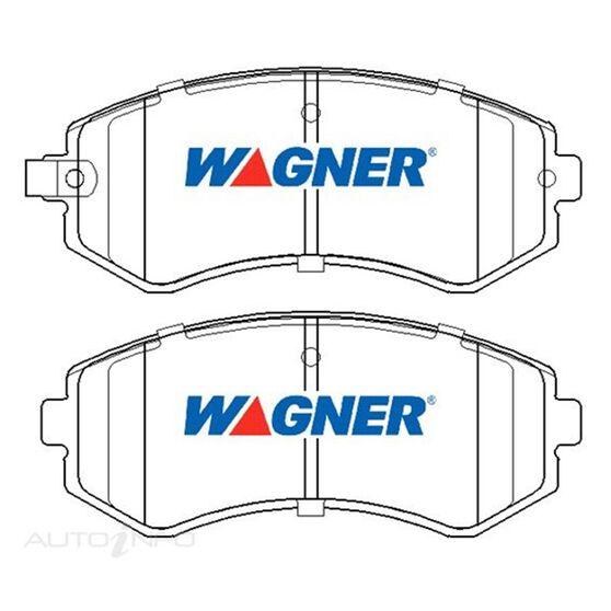 Wagner Brake pad [ Nissan 1988-2014 F/R ], , scaau_hi-res