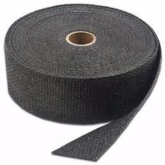 GRAPHITE BLACK EXHAUST WRAP 1 X 15' FT, , scaau_hi-res