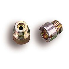 HOLLEY MAIN JETS, 2 PACK (86)  .101 DRILL SIZE