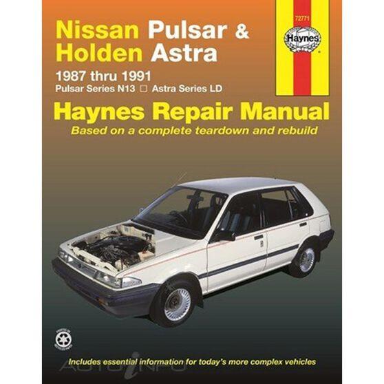 NISSAN/HOLDEN PULSAR (87-91)/ASTRA (87-89), , scaau_hi-res