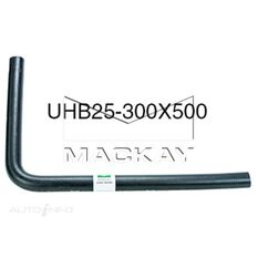 """90° Universal Hose Bend - Water Applications - 25mm (1"""") ID - 300mm x 500mm Arm Lengths (EPDM Rubber), , scaau_hi-res"""