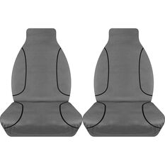 TRADIES CANVAS SEAT COVER TO SUIT: TOYOTA HIACE LWB, SLWB 15 - CURRENT