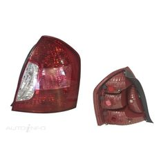 HYUNDAI ACCENTSEDAN  MC  09/2005 ~ 09/2009  TAIL LIGHT  LEFT HAND SIDE, , scaau_hi-res
