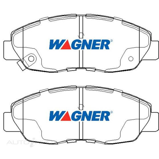 Wagner Brake pad [ Honda 1996-2014 F ], , scaau_hi-res