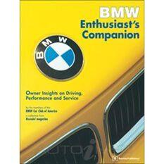 BMW ENTHUSIASTS COMPANION 9780837603218