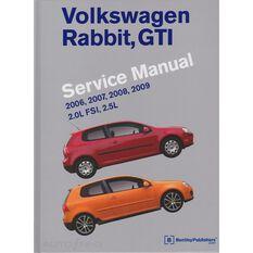 SERVMAN  VW RABBIT&GTI (2.0LFSI  2.5L) 2006-2009   9780837616643