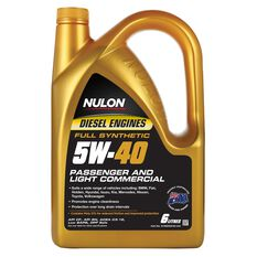 3 X FULL SYNTHETIC DIESEL 5W40 ENGINE OIL, , scaau_hi-res