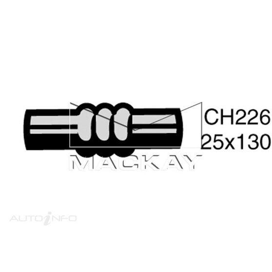Radiator Upper Hose  - AUSTIN A40 . - 1.1L I4  PETROL - Manual & Auto, , scaau_hi-res