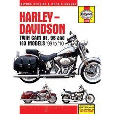 HARLEY-DAVIDSON TWIN CAM 88, 96 & 103 MODELS 1999 - 2010, , scaau_hi-res