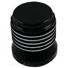 OIL FILTER 3/4IN C2 ANODIZED W DIAMOND CUT, , scaau_hi-res