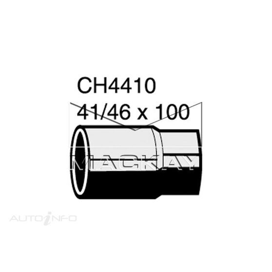 Radiator Lower Hose  - JAGUAR E TYPE SERIES 1 - 3.8L I6  PETROL - Manual & Auto, , scaau_hi-res