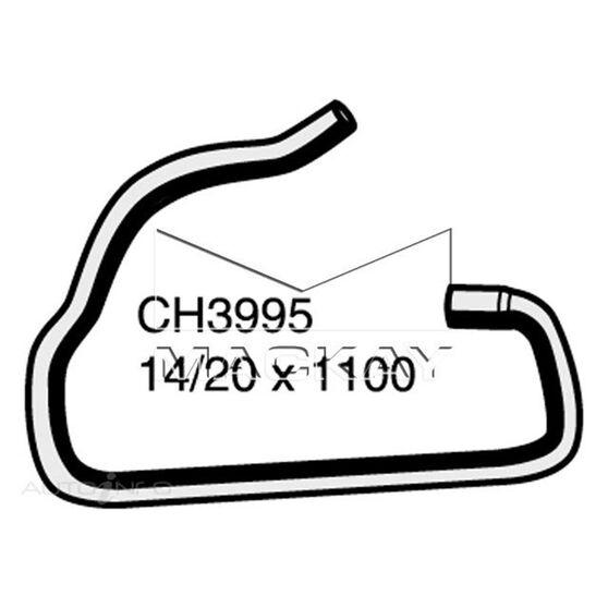 Heater Hose PEUGEOT Boxer   2.5 Litre Diesel & Turbo Diesel   Inlet upto CH#S15577562*, , scaau_hi-res