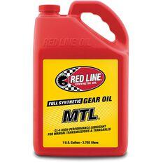 REDLINE MTL GL-4 75W80 GEAR OIL 1 GAL 3.78L RL132-4