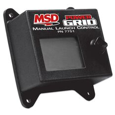 MSD POWER GRID  MANUAL LAUNCH CONTROL