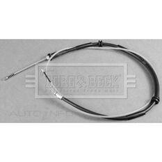 RENAULT KANGOO MWB (DRUMS) 08- BRAKE CABLE LH & RH, , scaau_hi-res